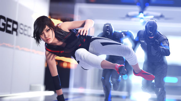 Mirror's Edge TV show: season 1 (canceled or renewed?).