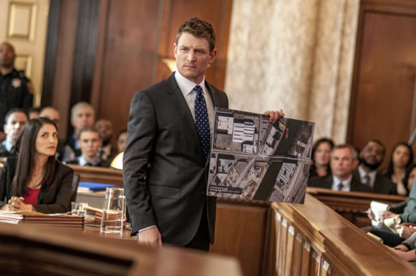 Chicago PD TV show on NBC: Chicago Justice