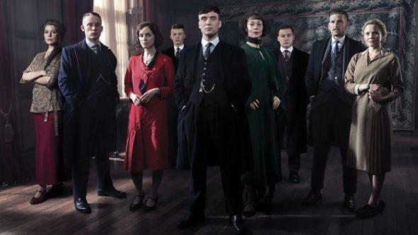 Peaky Blinders TV show on Netflix: season 3 (canceled or renewed?).