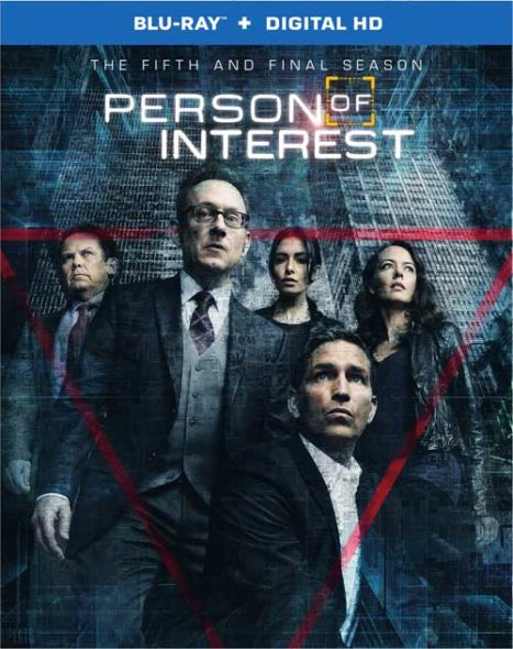 Person of Interest TV show on CBS: cancelled, no season 6; coming to DVD