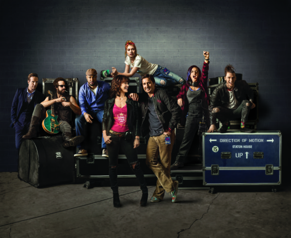 Roadies TV show on Showtime: season 2 (canceled or renewed?).
