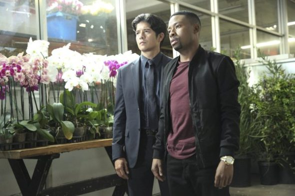 Rush Hour TV show on CBS: canceled no season 2.
