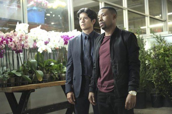 Rush Hour TV show on CBS: canceled no season 2.