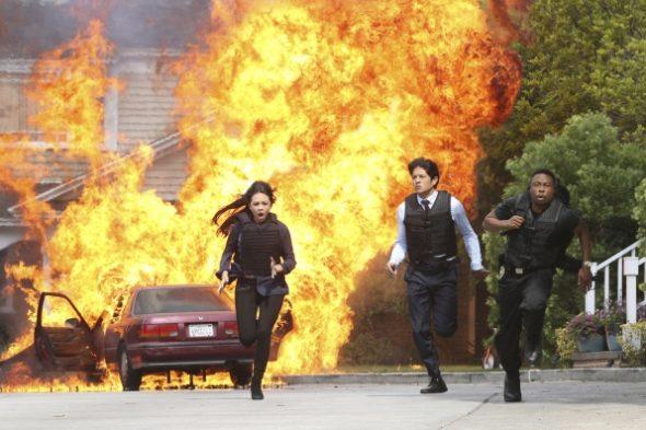 Rush Hour TV show on CBS: season 1 canceled; no season 2.