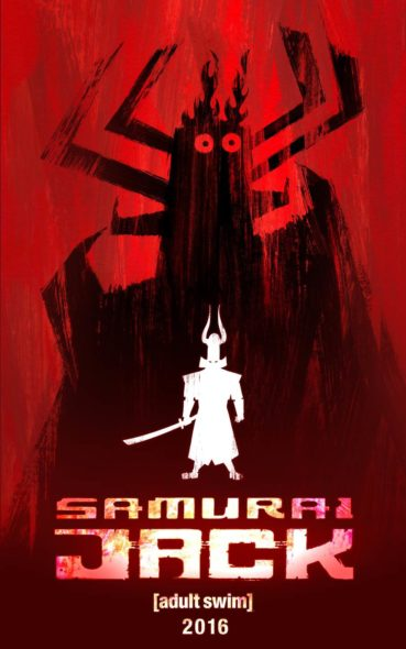 Samurai Jack TV show on Adult Swim: season 5 (canceled or renewed?).