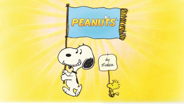 Peanuts TV show on Boomerang