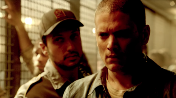 Prison Break TV show on FOX