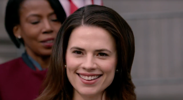 Conviction TV show on ABC