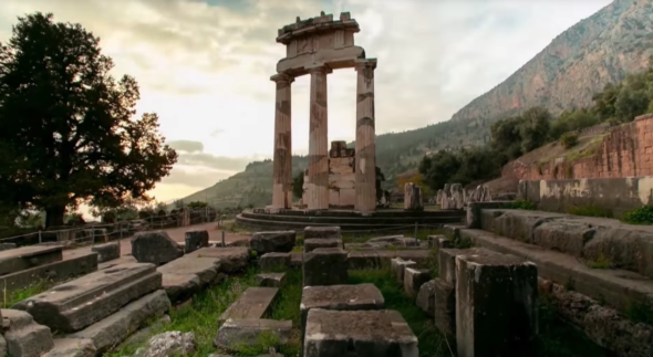 The Greeks TV show on PBS