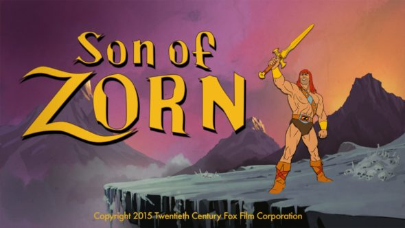 Son of Zorn TV show on FOX season 1 (canceled or renewed?)