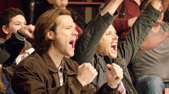 Supernatural TV show on The CW: season 12 (canceled or renewed?),