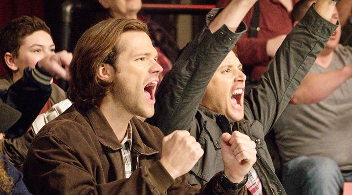 a new supernatural show from gay