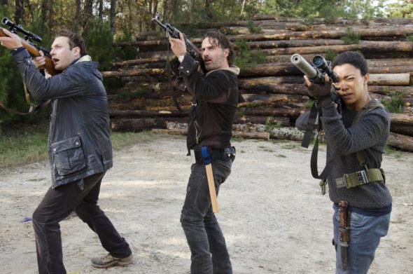 The Walking Dead TV show on AMC: season 7 (canceled or renewed?).