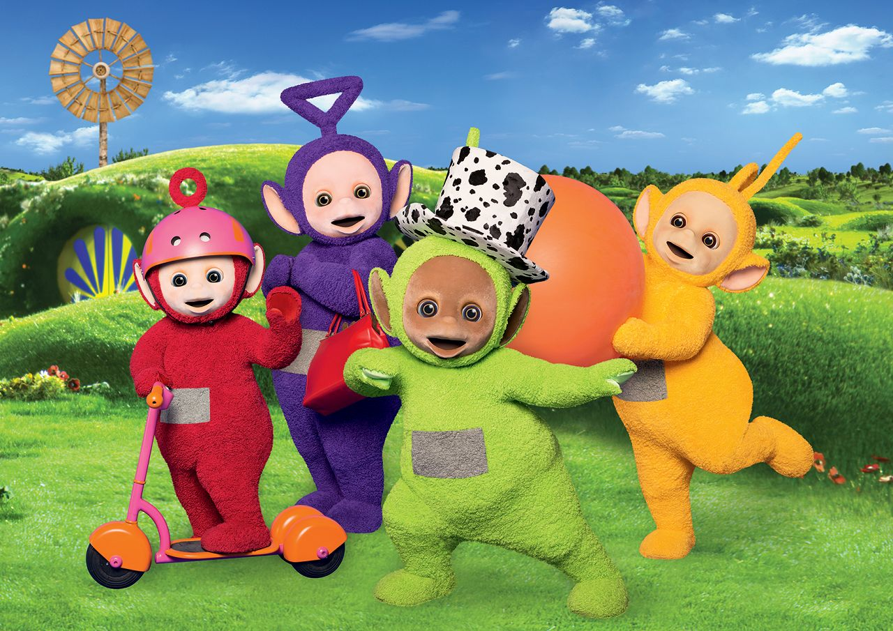 Teletubbies review surreal and sinister telegraph -  19 Teletubbies Updated Tv Series Coming To Nick Jr