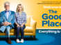 The Good Place TV show on NBC: season 1 (canceled or renewed?).