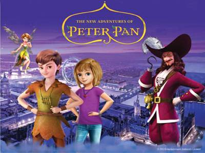 The New Adventures of Peter Pan TV show on Discovery Family Channel: season 1 (canceled or renewed?).