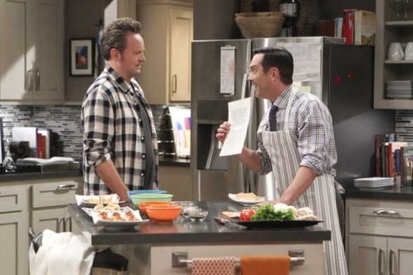 The Odd Couple TV show on CBS: season 2 (canceled or renewed?)