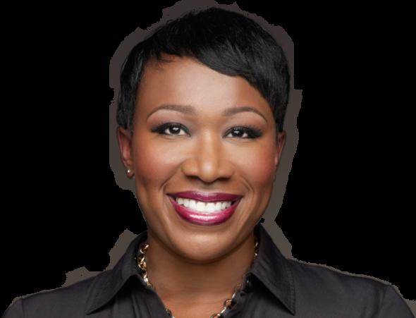 Joy Reid Replaces Melissa Harris-Perry on MSNBC