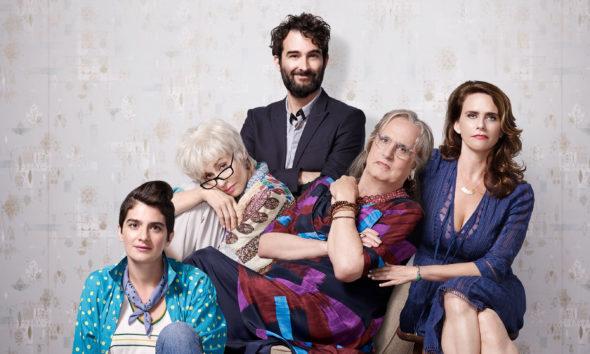 Transparent TV show on Amazon: season 4 renewal (canceled or renewed?).