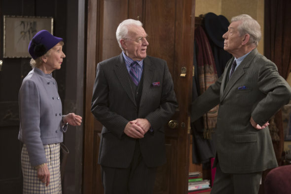 Vicious TV show on PBS and ITV: season 2 Vicious series finale.
