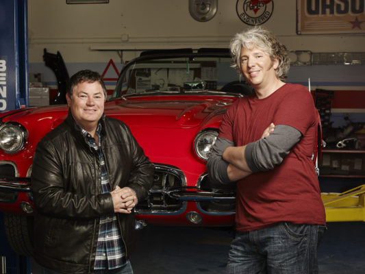 Wheeler Dealers Velocity Announces Season 13 Premiere Canceled Tv