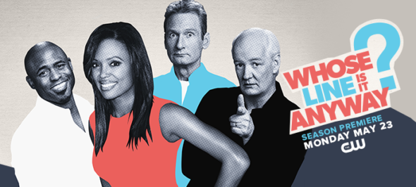 Whose Line Is it Anyway TV show on The CW: season 12 (canceled or renewed?)