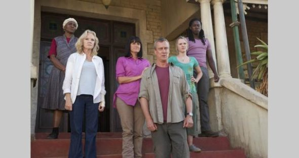 Wild at Heart TV show on ITV season 8 series revival