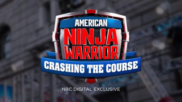 American Ninja Warrior: Crashing the Course show