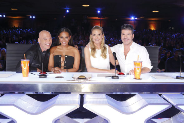 America's Got Talent TV show on NBC