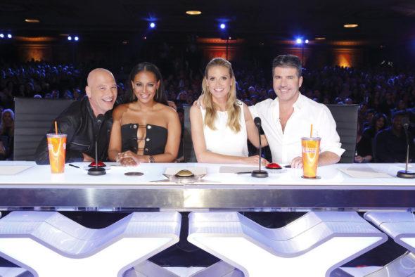 America's Got Talent TV show on NBC