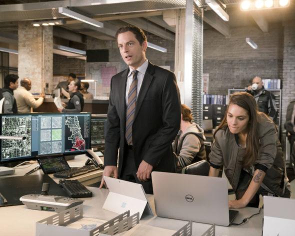 APB TV show on FOX: season 1 (canceled or renewed?).