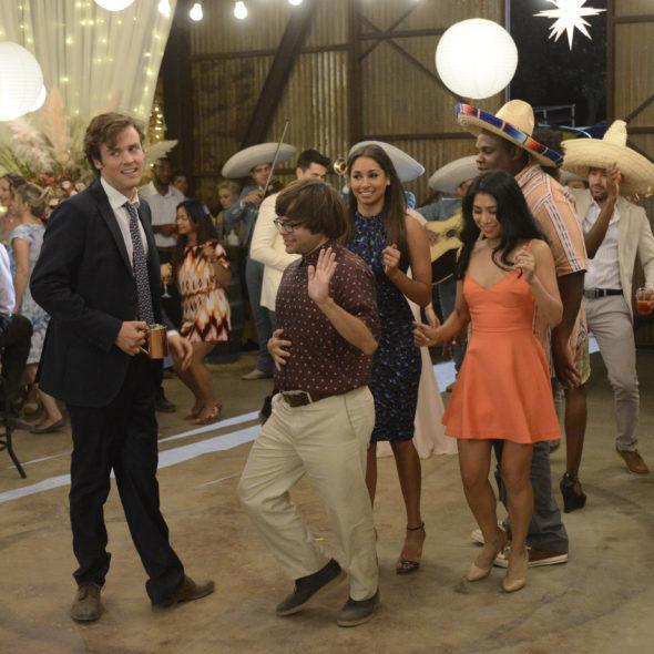 Cooper Barrett's Guide to Surviving Life TV show on FOX: canceled, no season 2.
