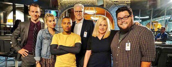 CSI: Cyber TV show on CBS: canceled, no season 3