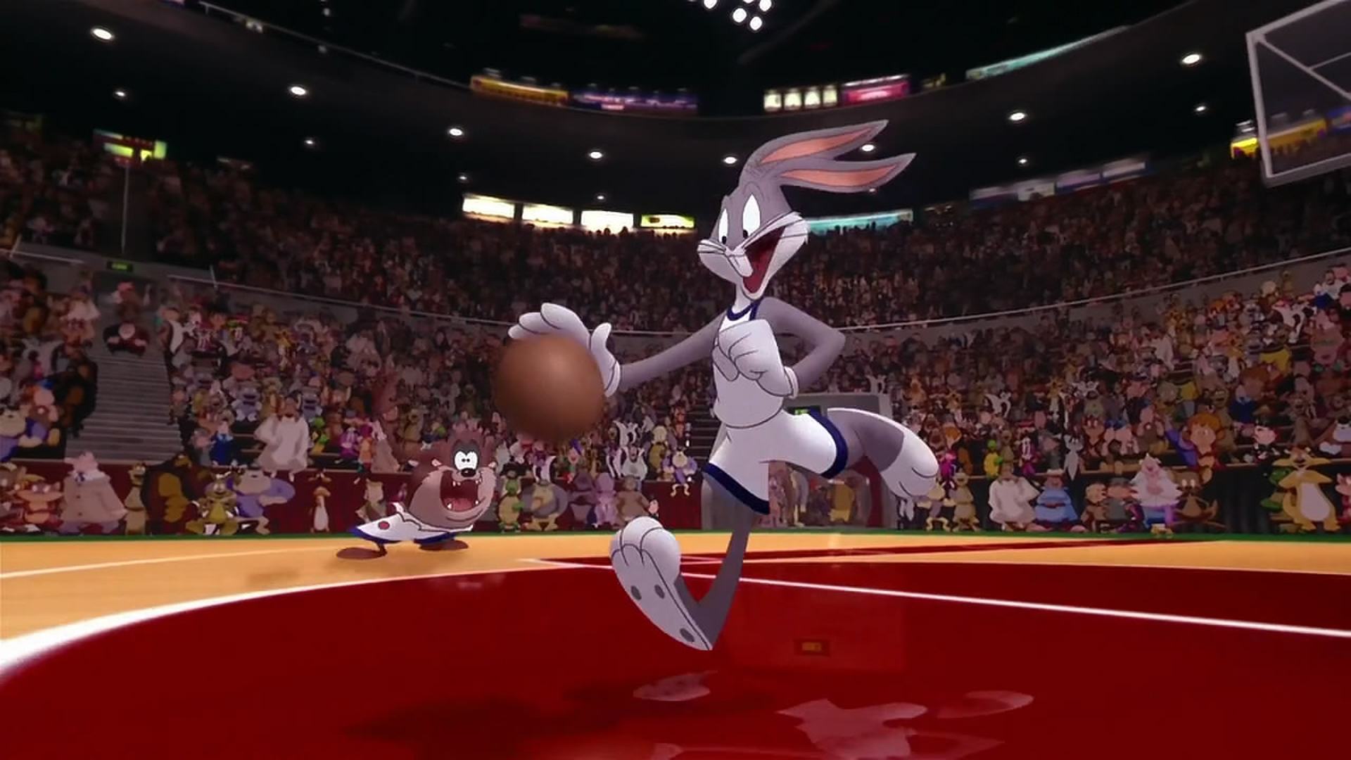 Looney Tunes Sequel To Space Jam In The Works With Lebron James