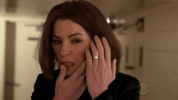 The Good Wife TV show; The Good Wife TV series finale