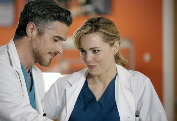 Heartbeat TV show on NBC: canceled, no season 2