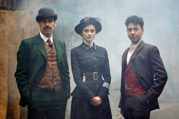 Houdini & Doyle TV show on FOX (canceled or renewed?)