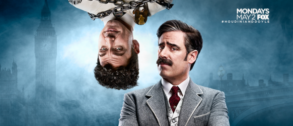 Houdini & Doyle TV show on FOX: ratings (cancel or renew?)