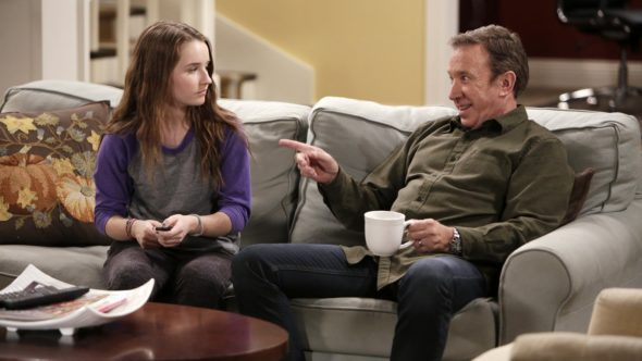 Last Man Standing TV show on ABC