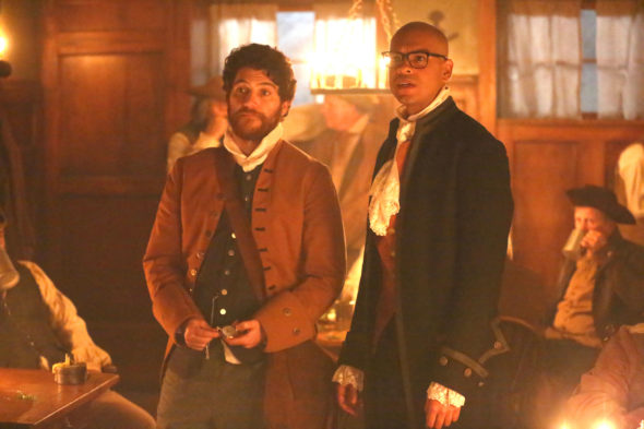 Making History TV show on FOX: season 1 (canceled or renewed?)