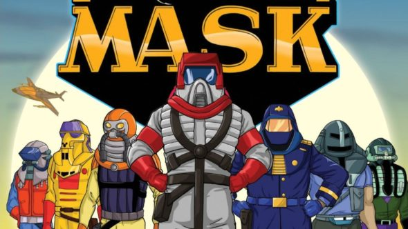 MASK TV show