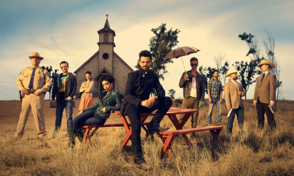 Preacher TV show on AMC (canceled or renewed?)