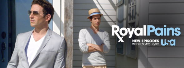 Royal Pains TV show on USA (cancelled)