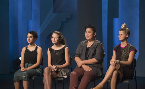 Project Runway: Junior TV show on Lifetime