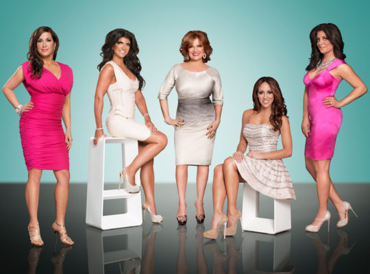 The Real Housewives of New Jersey TV show on Bravo