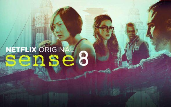 Sense8 TV show on Netflix