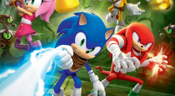 Sonic Boom Hulu Aquires Cg Animated Series Canceled Renewed Tv Shows Tv Series Finale