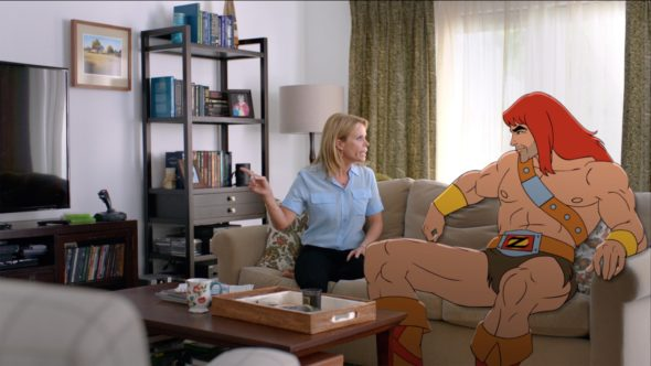 The Son of Zorn TV show on FOX