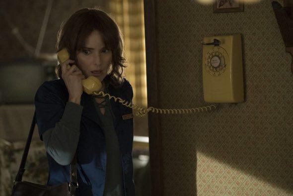 Stranger Things TV show on Netflix