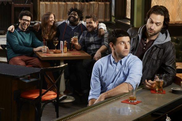Undateable TV show on NBC: not canceled